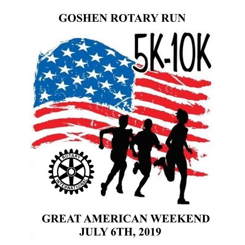Goshen Rotary 5k