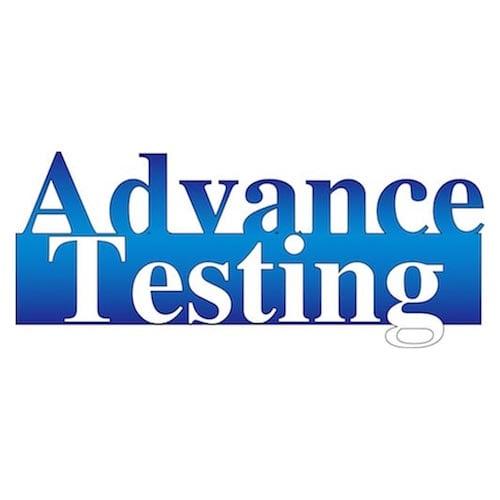 Advance Testing Logo