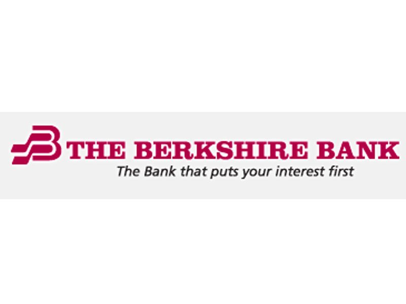 The Berkshire Bank logo Sponsoring The Great American Weekend
