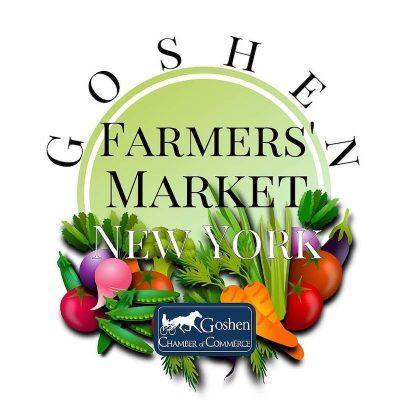 Goshen Farmers Market 2019 Logo