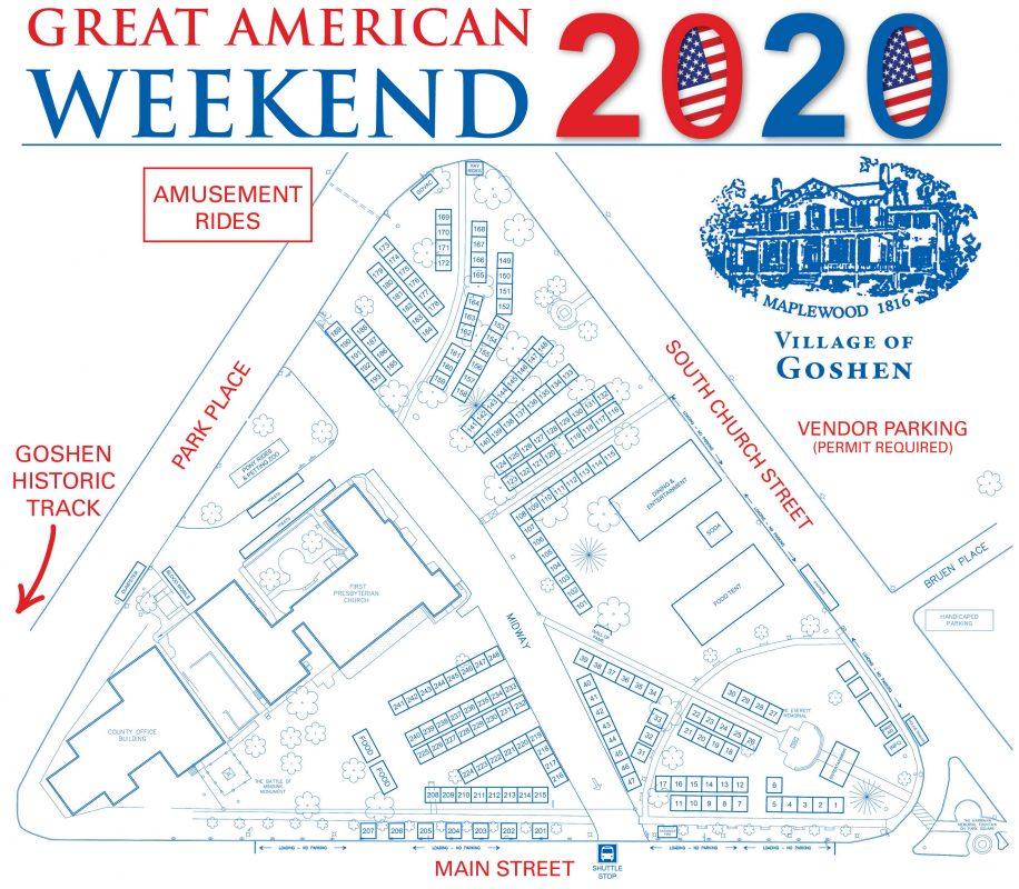 GAW 2020 Map