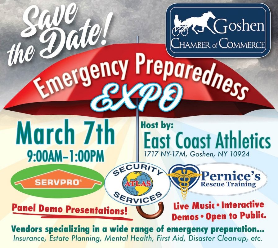 Emergency P EXPO 2020 in Orange County NY