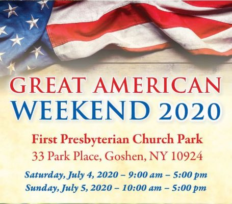 Great American Weekend 2020