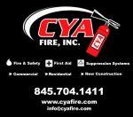 CYA Fire, Inc.