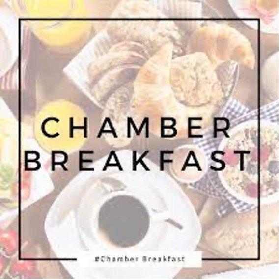 chamber breakfast