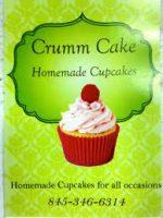 Crumm Cake Cupcakes