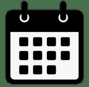 Goshen Chamber Calendar